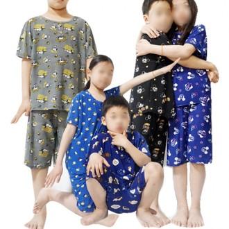 짱구/아동/피치/세트/주니어/잠옷/미키/성인/바지