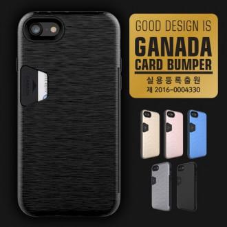 [GTrend]가나다 카드 범퍼케이스 전기종모음 추가금X