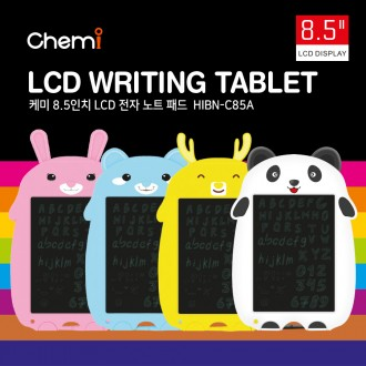 [CHEMI] 8.5인치 10인치 12인치 LCD 전자노트패드