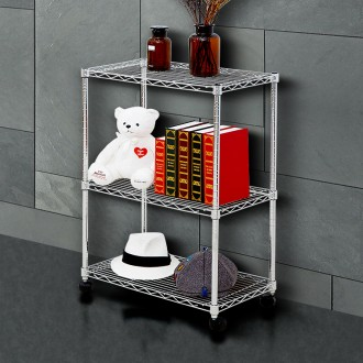 750 3단 다용도실선반 세탁기 수납 세탁실정리 수납장