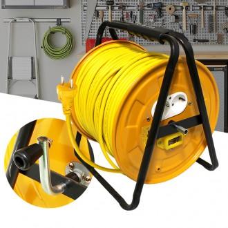 전선릴 차단 100호 전기케이블 연장선연결 리드 작업