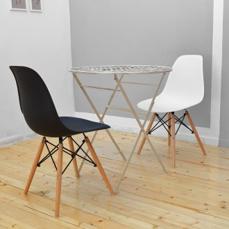 이지심플 에펠의자/인테리어 카페 의자/이케아st