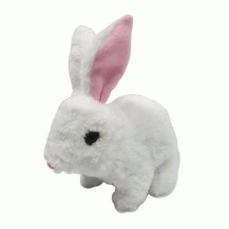 뛰는 토끼인형