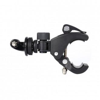 고프로 히어로8 자전거 오토바이 핸들 클램프 마운트