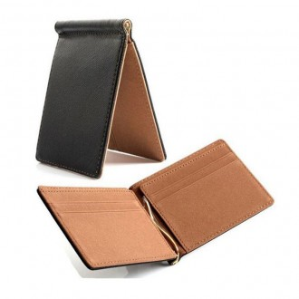 [PK] 남성 가죽 카드지갑 머니클립 지폐지갑