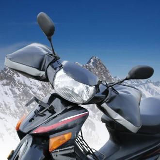 오토바이 스쿠터 겨울 보온 방한장갑 토시 용품