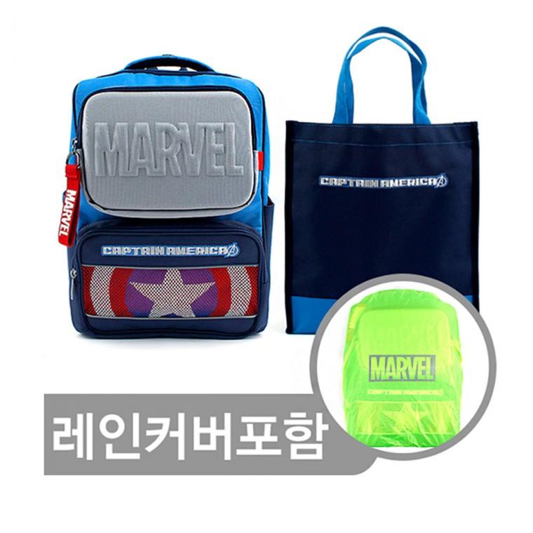 캡틴 체인지 경량책가방세트 입학선물 책가방세트