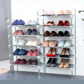 DIY 신발정리대 3단 10단