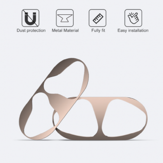 에어팟 프로 케이스 철가루 방지 스티커 개별포장