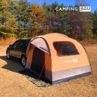 캠핑지구 가이아 차박텐트 카텐트 suv 쉘터 오토캠핑