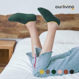 [히트템] 겨울 뽀글이 덧신 발목양말