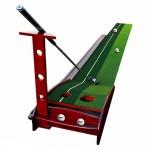 퍼팅 연습기/골프/레일/매트/일반형/원목형/연습용품