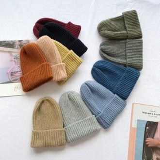보카시 골지비니 숏비니 롱비니 털모자 모자 털비니