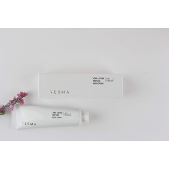 에르마 퍼퓸 핸드크림 화이트 튜브 (베이비 파우더향)