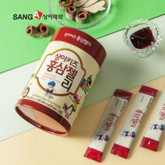 [상아제약]상아키즈홍삼젤리(30포) 최신제조