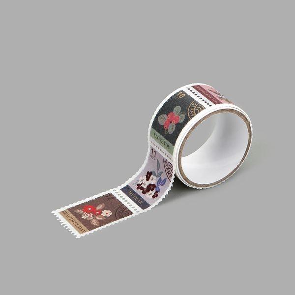 Masking tape stamp - 08 Flower