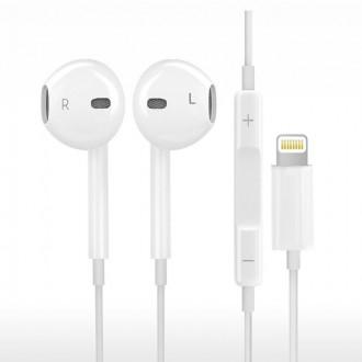 아이폰 8핀 이어폰 / 8핀 호환용 전용 이어폰
