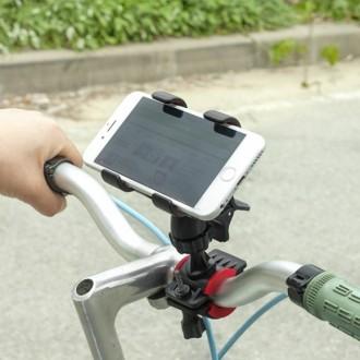 미끄럼방지 각도조절 가능 자전거 스마트폰 거치대