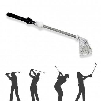 [도매직방] 골프 퍼팅 스윙연습기 헤드형 골프연습채