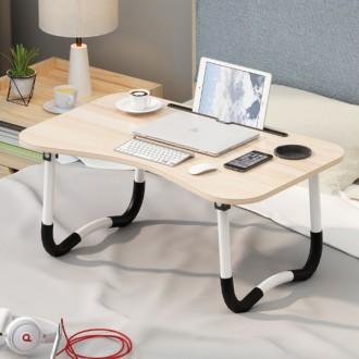 [원달러샵]접이식테이블/침대테이블/테블릿pc테이블/노트북테이블/스마트폰테이블/핸드폰테이블