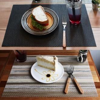 [도매큐] 테이블매트/식탁매트 방수식탁매트 방수테이블매트 북유럽식탁매트 라탄식탁매트