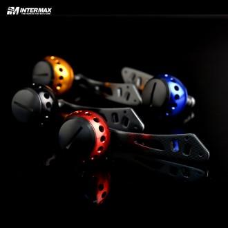 베이트릴핸들 튜닝핸들 알루미늄핸들 파워핸들 선상낚시 릴튜닝