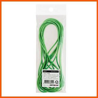 고무줄(둥근/초록)1000 둥근초록고무줄 컬러고무밴드