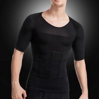 멋진남자 보정속옷 남자이너웨어 헬스티 런닝티셔츠 반팔웨어 반팔런닝