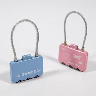아이비스 2500 3다이얼와이어자물쇠(SP)