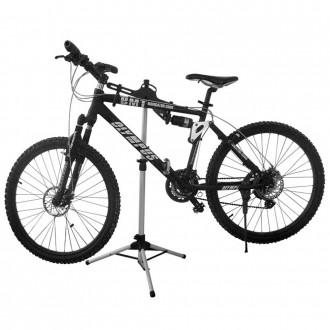 [MJ무역] 실내 자전거 스탠드 거치대 수리용 보관용