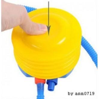 [CL]노란색(소)발펌프 짐볼펌프 튜브펌프 보트펌