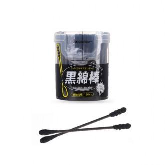 일본 직수입 완제품 진성 리더 흑면봉 150입x12개