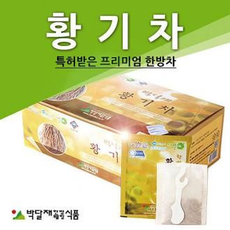 박달재식품 황기차 1박스(50봉) 티백 국내산 약초 침출차