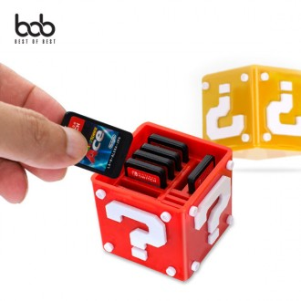 bob 닌텐도스위치 게임팩 카트리지 큐브케이스 12개입
