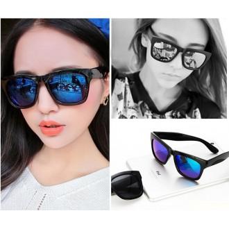 [CL]러브옥스 레트로 미러 선글라스 자외선차단