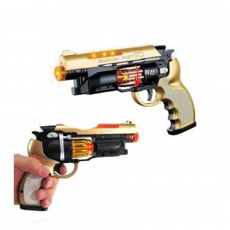 피스톨전자총 전동총 발사총 불빛사운드총 장난감총 전동건 진동총 발사총 다트총 활놀이 고무줄