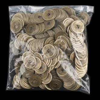유니아트 옛날동전 엽전 약 500개입 1봉