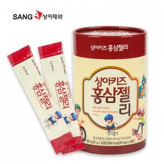 홍삼/상아제약 키즈홍삼젤리(20gx30포)/키즈 홍삼/홍삼젤리/어린이홍삼