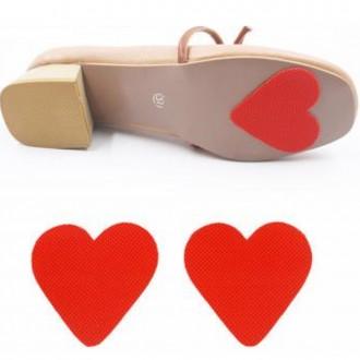 하이힐 신발 하트 미끄럼 방지 패드 (HM0154)