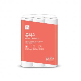 [암웨이] 행복한아름 롤티슈 (35M x 24롤)