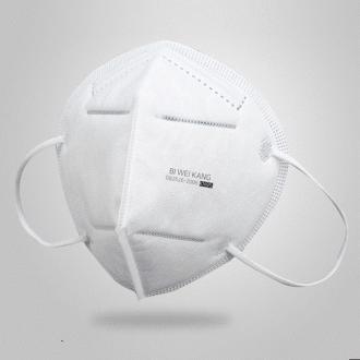 KN95 마스크 10매 일회용마스크 성인용 면 입체 패션