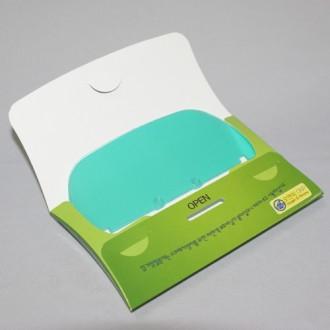 [오앤피] 투명위생마스크 애플립스3 전용 교체필름 - 5매 1세트