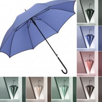 모던컬러 자동 장우산 곡자손잡이 자동우산 우산 양산