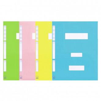 오피스존 OEM A4 종이정부화일 책철포함(지네발)