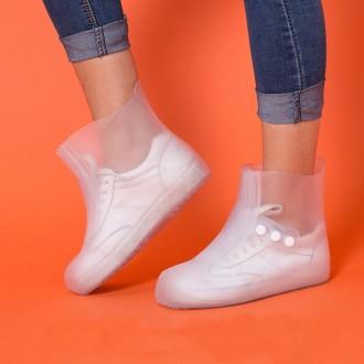 물벼락 끝장 신발방수커버 방수신발 장화 신발위신발 초강력내구성방수신발