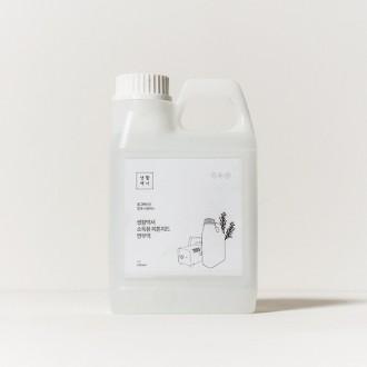 피톤치드 연무액 포그머신 전용 연무액 1L