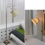 이자벨32 클래식 장스탠드 거실 침실 인테리어 조명(LED전구포함)