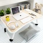 접이식 좌식테이블 노트북 침대 책상 미니 보조 밥상 미니테이블