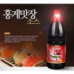 홍게 맛장 소스 1.8L