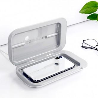 더리빙 스마트폰 살균기 UV-C LED / 자외선 살균기 / 마스크 소독기
